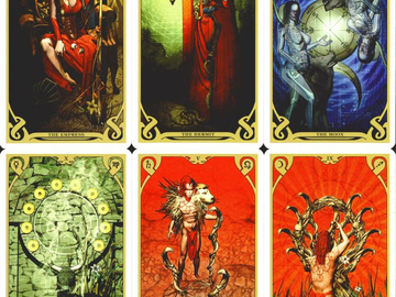 Selling: 5 questions yes or no tarot reading