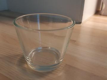 Ilmoitus: Ikean Galej kynttiläkuppi 17kpl
