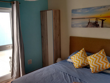 Rooms for rent: Swieqi | Double Room | with Outdoor Patio