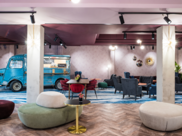 Rent Per Day: Co-working Lounge - Day Pass