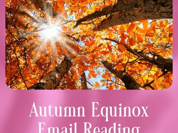 Selling: Autumn Equinox Email Reading (9 Cards)