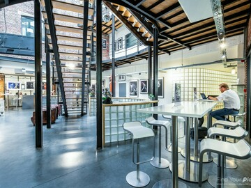 Rent Per Day: Co-working Seed Factory - Day Pass