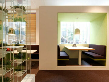 Rent Per Day: Greenhouse Co-working - Day Pass