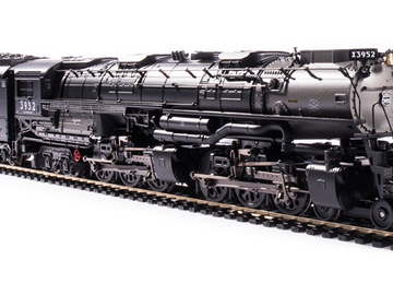 Selling with online payment: Broadway Limited HO UP Challenger 4-6-6-4 Steam Loco Paragon 3