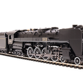 Selling with online payment: Broadway Limited HO Delaware & Hudson 4-8-4 Steam Loco #302