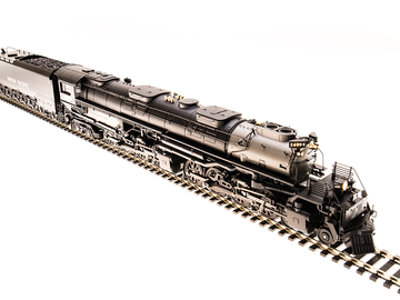 Selling with online payment: Broadway Limited HO UP Big Boy 4-8-8-4 #4008 depleting coal