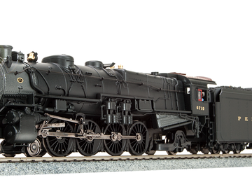 Selling with online payment: Broadway Limited HO PRR M1a 4-8-2 Steam Loco BLI 4075
