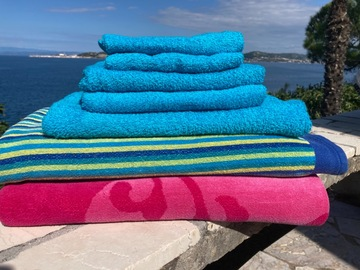 Biete Hilfe: Biete: Handtücher, Dusch- und Badetücher