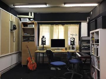 Renting out: Studio/työtila tarjolla