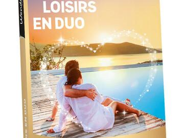 "Vente: Voucher Wonderbox ""Loisirs en duo"" (49,90€)"
