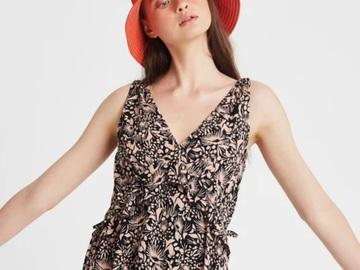 Selling: Sylvester Tropical Sun Floral Long Maxi Dress