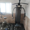 For queries only: Gimnasio completo interior + exterior