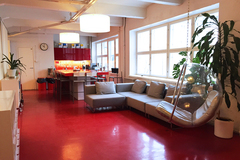 Renting out: Workspace @Kamppi for 1-8 people