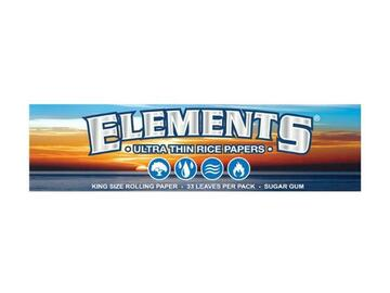 Post Now: Elements Rolling Papers - King Size