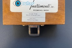 Selling with online payment: Ocular 3 mirror universal lens (used)