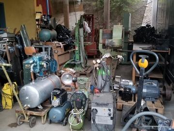 Suche Hilfe: Hilfe bei Maschineninstandsetzung
