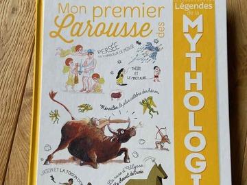 Vente: Livre Mythologie Larousse