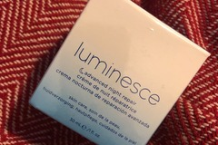 Selling with online payment: Jeunesse Luminesce Advanced Night Repair
