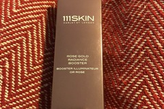 Selling with online payment: 111SKIN Rose Gold Radiance Booster 20ml