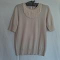 Selling: Short sleeve merino jumper