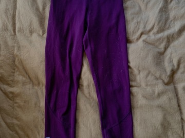 Selling with online payment: Plum 7/8 tights