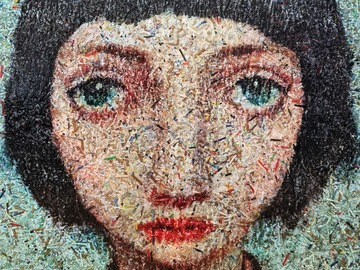 Sell Artworks: She could not bear (n.580) - Dolls series