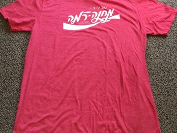 Selling multiple of the same items: CRP Adult Large Coca Cola Inspired T-shirt