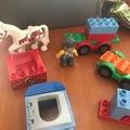 Vente avec paiement en ligne: Lego Duplo chevaliers et voitures