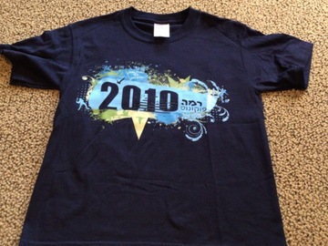 Selling multiple of the same items: CRP Youth Medium 2010 Camp T-shirt