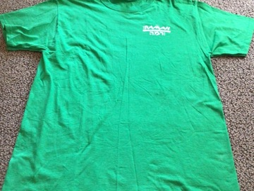 Selling A Singular Item: CRP Adult Large 2014 Camp T-shirt