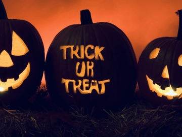 Selling: October - Trick or Treat?