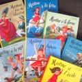 Vente avec paiement en ligne: Coffret de 7 livres Martine