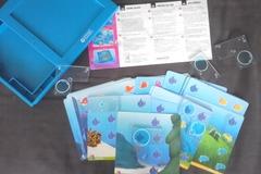 Vente avec paiement en ligne: Aqua Belle - Les sirènes au secours des gentils poissons