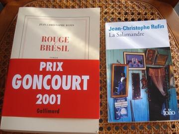 Vente: 2 livres de Jean-Christophe Rufin