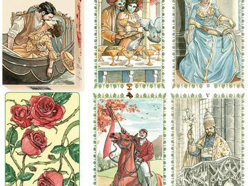 Selling: Romantic Tarot Reading