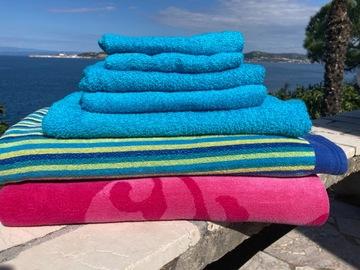Biete Hilfe: Handtücher, Dusch- und Badetücher sowie Bettwäsche auch für Kinde