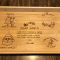 Selling with online payment: Santa Tray
