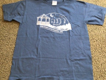 Selling multiple of the same items: CRP Youth Large 2018 Camp T-shirt