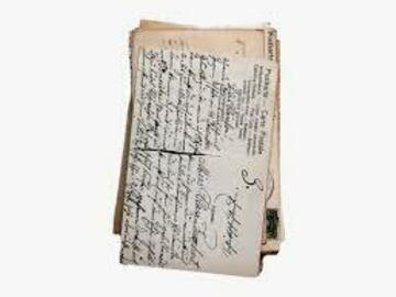 Selling: Love Letter Reading
