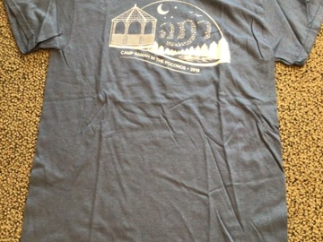 Selling multiple of the same items: CRP Adult Small 2018 Camp T-shirt