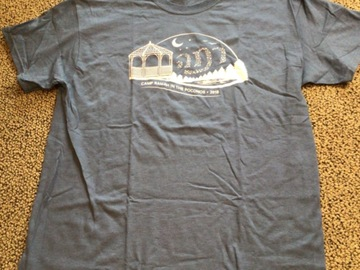 Selling A Singular Item: CRP Adult Large 2018 Camp T-shirt