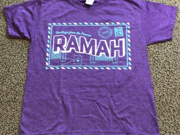 Selling multiple of the same items:  CRP Youth Small 2019 Camp Shirt