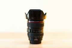 Alquilar: Canon EF 24-105mm f/4L IS USM