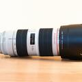 Alquilar: Canon EF 70-200mm F2.8L IS II USM