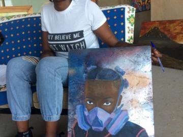 VeeBee Virtual Babysitter: Artist  sitter (3year-10 year old)
