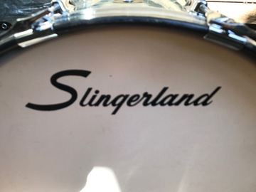 Selling with online payment: Slingerland Niles Badge 4 Pc Kit