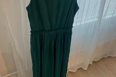 Ilmoitus: Vihreä mekko