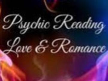 Selling: Tarot psychic reading