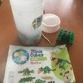 Vente avec paiement en ligne: Minicubes Dinosaures