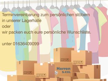 Biete Hilfe: Kleidung kostenlos für alle